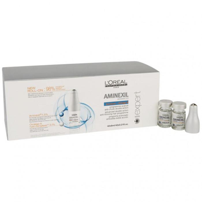 Aminexil Advanced Cura Intensiva Cfz 42 Pezzi 6 ml x 42