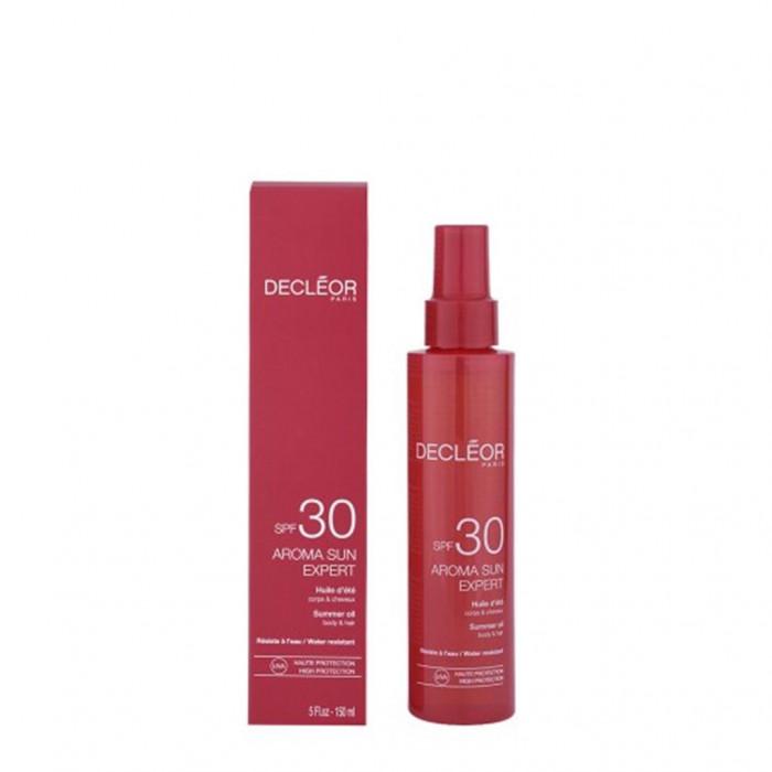 Decleor Aroma Sun Olio Protettivo corpo e capelli SPF 30 150ml