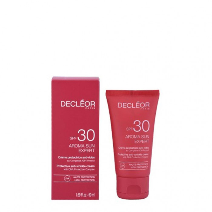 Decleor Aroma Sun SPF 30 Crema Viso Anti Rughe 50ml