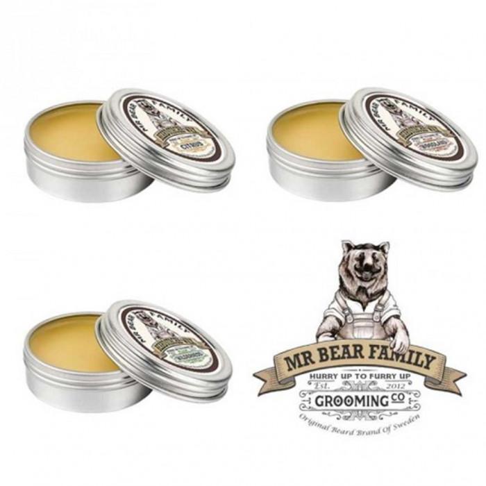 Mr Bear Beard Stache Wax Wilderness 30 ml