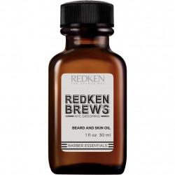 Brews Beard and Skin Oil 30ml