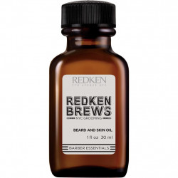 Brews Beard and Skin Oil 30ml