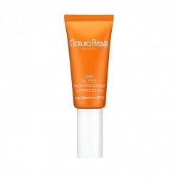 C+C Oil free macroantioxidant sun protection spf30 30ml
