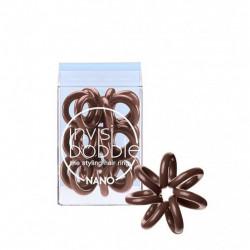 Invisibobble Pretzel Brown nano